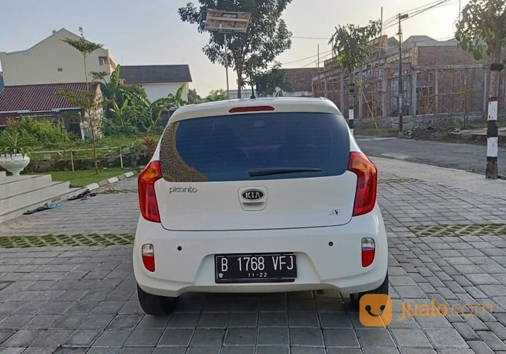 Kia All New Picanto 1.2 Antik Low Kilometer (20477931) di Kab. Sleman