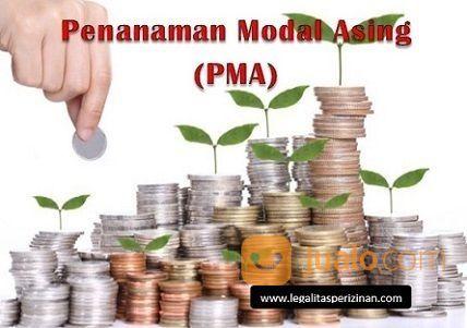 Pengurusan Pendirian Penanaman Modal Asing (PMA) (20480203) di Kota Jakarta Selatan
