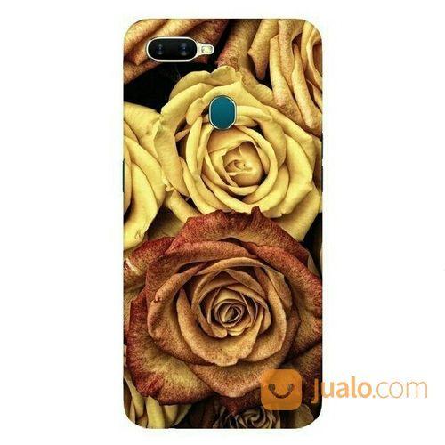 So Many Rose Oppo A7 Custom Hard Case (20483943) di Kota Bekasi