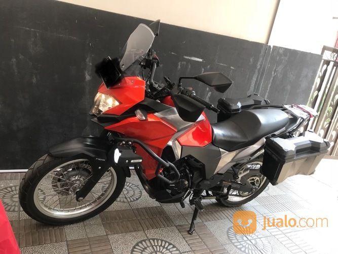 Kawasaki Versys Tourer Siap Gas Km Rendah Jarang Pakai (20490871) di Kota Bandung