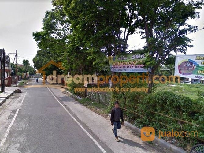 Tanah Daerah Kos Di MT Haryono Malang | DREAMPROPERTI (20494155) di Kota Malang
