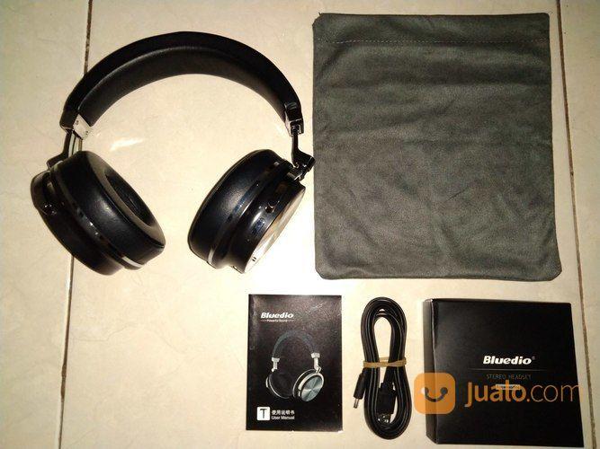 Headphone Bluetooth Bluedio T4/T4s Turbine Active Noise Cancelling (20496463) di Kab. Bogor