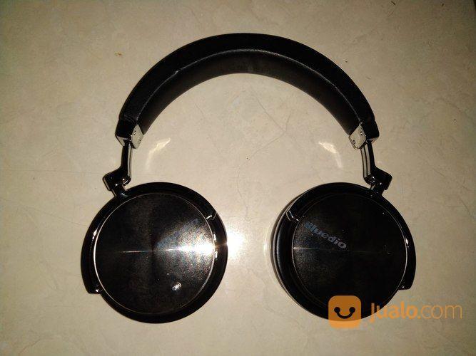 Headphone Bluetooth Bluedio T4/T4s Turbine Active Noise Cancelling (20496471) di Kab. Bogor