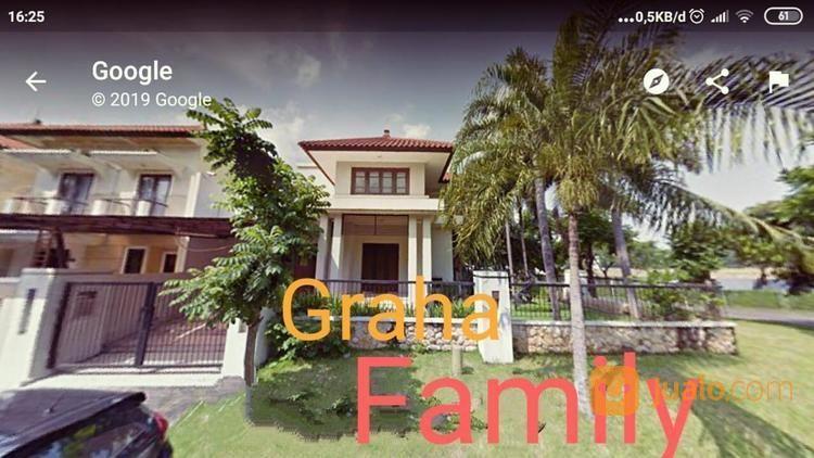 Rumah Graha Family Lt 419m2 Harga 11M NEGO (20500307) di Kota Surabaya