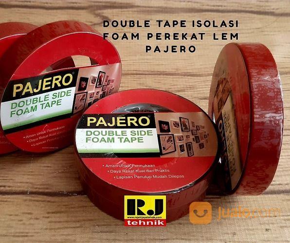 Double Tape Isolasi Foam Perekat Lem Pajero (20508323) di Kota Surabaya