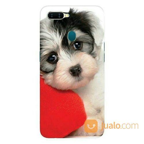 Poppy With Pillow Oppo A7 Custom Hard Case (20513843) di Kota Bekasi