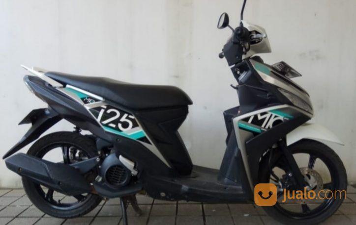 Yamaha Mio 2017 M3 White Silver (20517179) di Kota Bandung