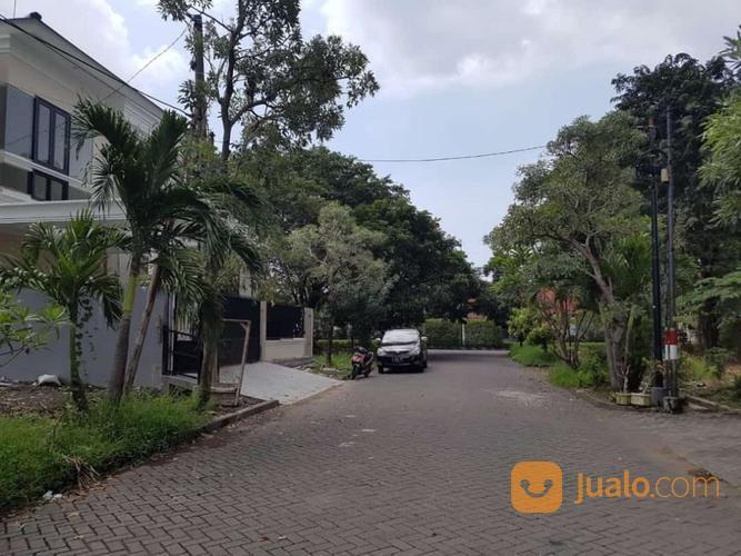 Tanah Babatan Pratama Wiyung Row Lebarrr (20519859) di Kota Surabaya
