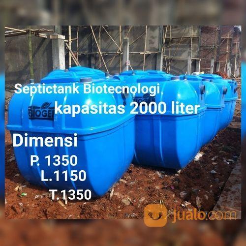Septictank Biotecnologi 2000 Liter
