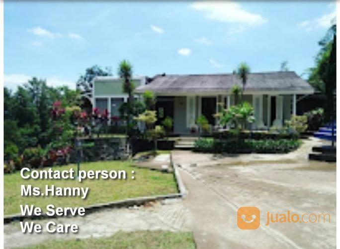 Rumah Peristirahatan Berkolam Renang Di Mega Mendung (20538939) di Kab. Bekasi