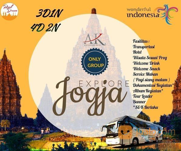 PAKET Jogja Istimewa (20543091) di Kab. Bogor