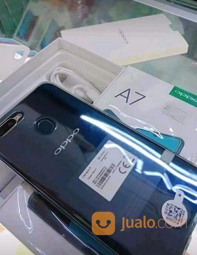 Oppo A7 Vs Samsung J8 (20546339) di Kota Jakarta Timur