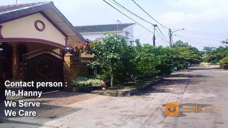 Rumah Berpagar Elok Dan Berpegola Kokoh Di Bekasi Barat (20554223) di Kab. Bekasi