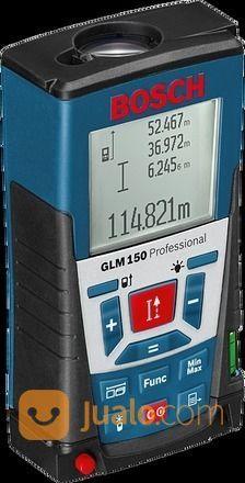 Meteran Laser BOSCH GLM 150 C