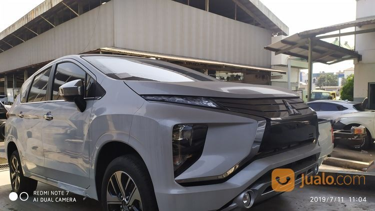 Xpander Ultimate Warna Putih Matik 2019|Dealer Xpander Ultimate