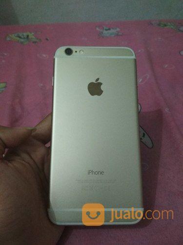 Iphone 6plus 64gb gol handphone apple 20567551