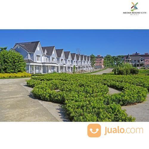 Rumah MERCI Tipe Leon Gold 10x18 (20573483) di Kota Medan