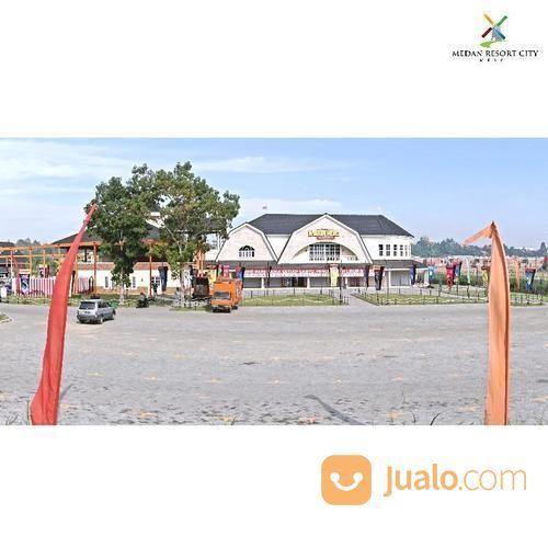 Rumah MERCI Tipe Leon Gold 10x18 (20573499) di Kota Medan