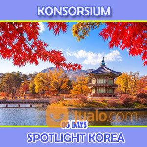 PROMO PAKET TOUR SPOTLIGHT KOREA NAMI ISLAND MT.SORAK 2019 SURABAYA (20575751) di Kota Surabaya