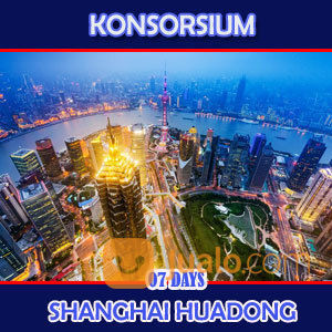 PROMO PAKET TOUR CHINA SHANGHAI HUADONG 2019 SURABAYA (20576099) di Kota Surabaya