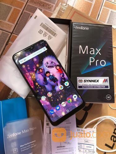 Asus Zenfone Max Pro M2 6/64GB Fullset