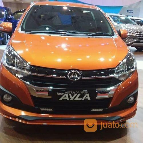AYLA 1.2 R MT DELUXE DP 15jutaan (20580679) di Kota Jakarta Barat