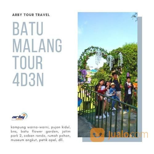 Paket Wisata Batu Malang 4 Hari 3 Malam (20588703) di Kab. Sidoarjo