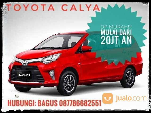 TOYOTA CALYA 1.2 E M/T (20621223) di Kota Jakarta Barat