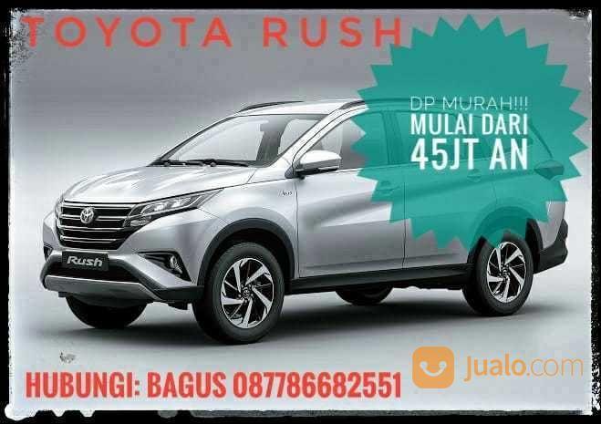 TOYOTA RUSH 1.5 G M/T (20621307) di Kota Jakarta Barat