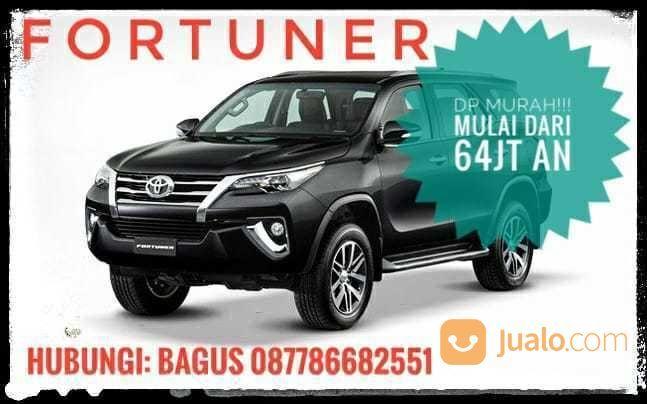FORTUNER 4x2 2.4 G M/T (20621395) di Kota Jakarta Barat