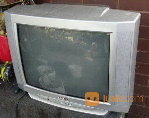 Tv Konka 21 SiLVer Mesin Asli Remot Ada KATAPANG,KAB.BANDUNG (20626391) di Kab. Bandung