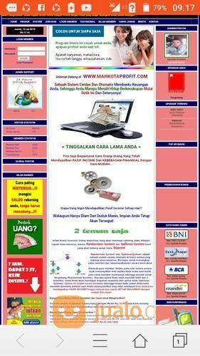 Bisnis Modal 10Ribu Hasil Jutaan (20632539) di Kota Semarang