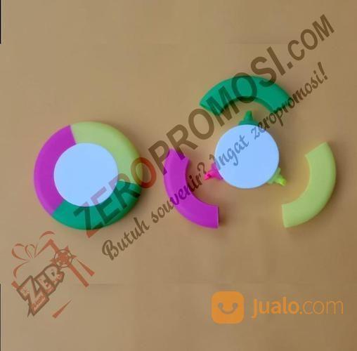 Souvenir Stabilo Bulat Termurah Barang Promosi Perusahaan (20637947) di Kota Tangerang