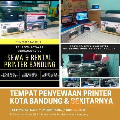 Tempat Penyewaan Printer Di Bandung (20640359) di Kota Bandung