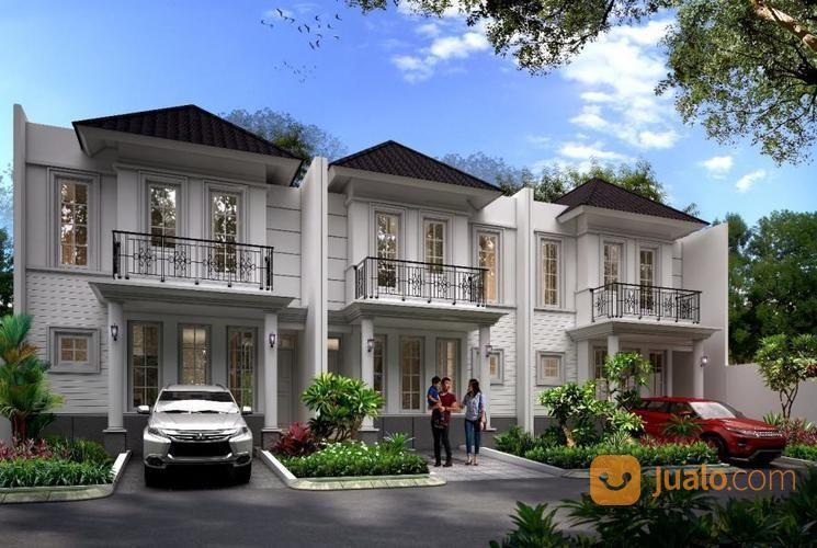 Rumah 2 Lantai Di Perumahan TNI AL Jatibening Dekat Pintu Tol Jatibening (20663947) di Kota Bekasi