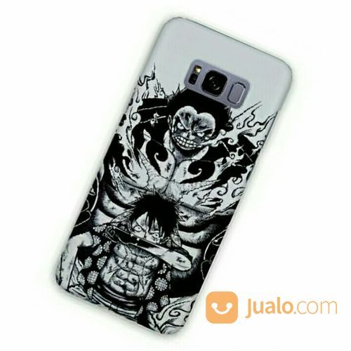 One Piece Luffy Gear 4 Samsung Galaxy S8 Custom Hard Case (20674115) di Kota Bekasi