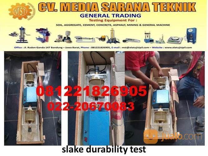 Slake Durability Test (20688119) di Kota Bandung