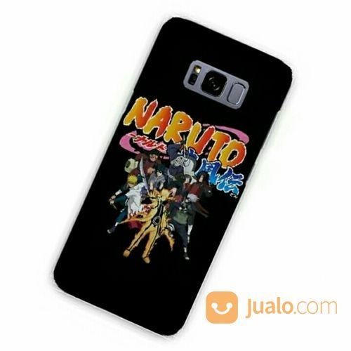 Naruto Style Samsung Galaxy S8 Custom Hard Case (20688983) di Kota Bekasi