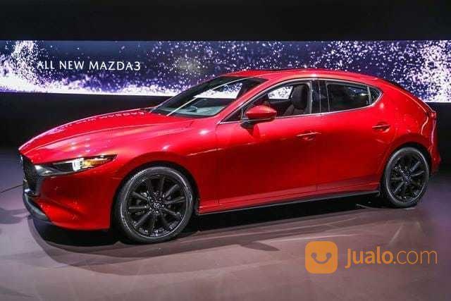 Mazda 3 Hatchback Dan Sedan Dengan Model Terbaru Promo Spesial (20693355) di Kota Jakarta Timur