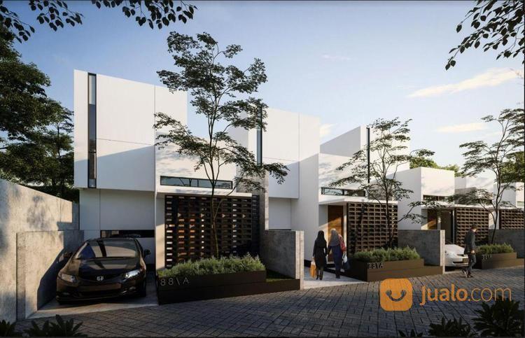 Rumah Adreena Village, Bogor, 6x6m, 1 Lt, SHM (20709215) di Kota Bogor