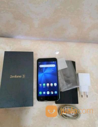 Asus Zenfone 3 (ZE520KL) RAM 4GB /32GB 4G Mulus Lengkap Tanpa Minus (20713147) di Kota Medan