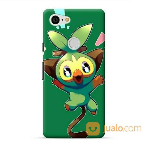 Green Grookey Google Pixel 3 XL Custom Hard Case (20716315) di Kota Bekasi