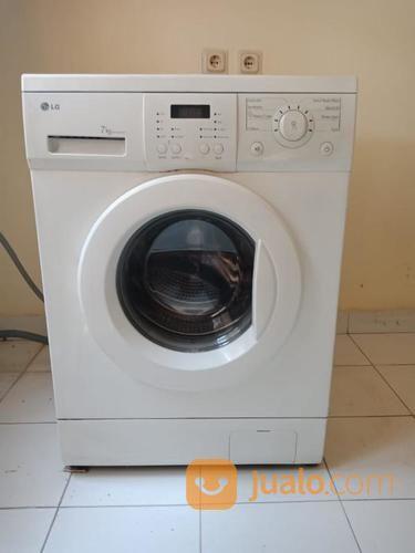 Mesin Cuci LG WD8070TP (7Kg) - Kondisi Masih Bagus (20721315) di Kota Tangerang Selatan