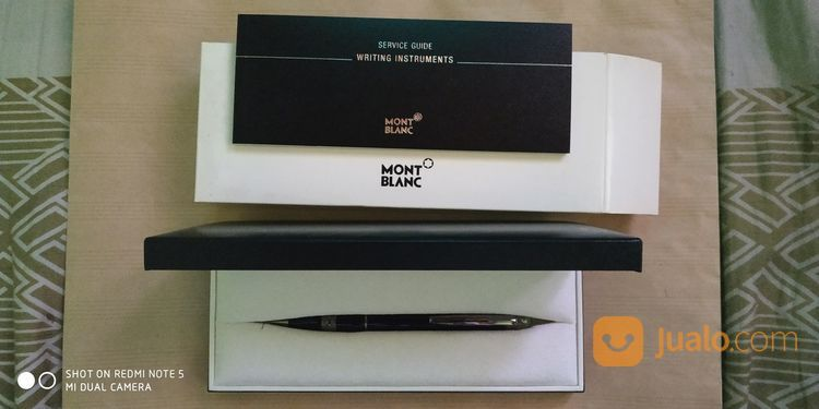Mont Blanc Sign In Pen (20725875) di Kota Jakarta Pusat