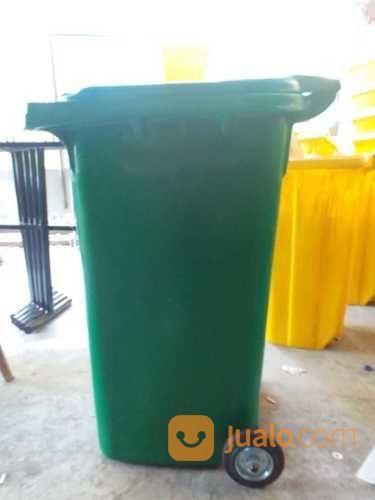 Tong /Gerobak/Tempat Sampah SULO 240Liter Dgn Roda (20738183) di Kota Depok
