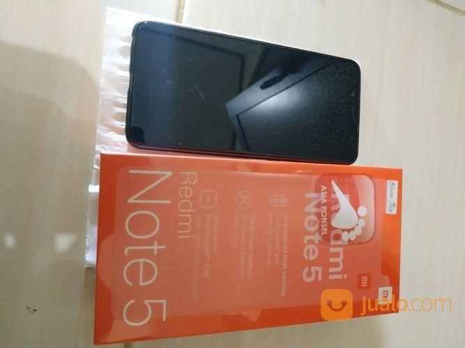 Xiaomi Redmi Note 5 Gan (20763547) di Kota Padang