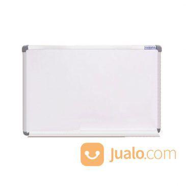 PAPAN TULIS BLACKBOARD Whiteboard Gantung Uk. 80x120cm SINGLE FACE SAKANA (20763715) di Kota Jakarta Barat