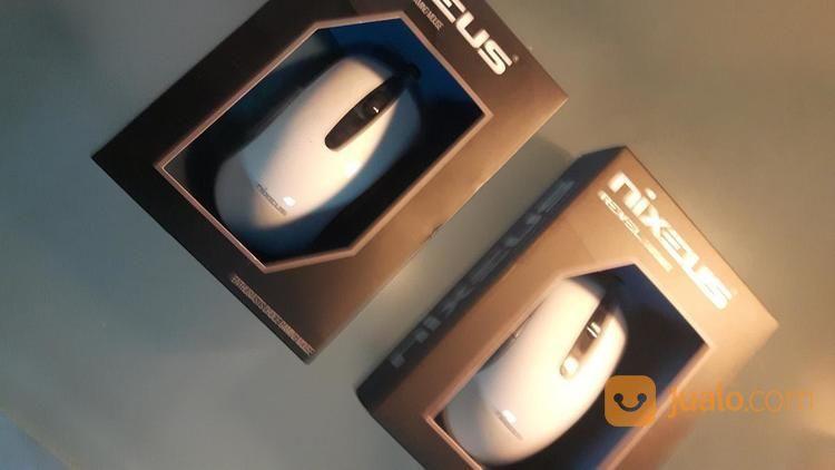Nixeus Revel Gaming Mouse PMW 3360 (Glossy White) (20772347) di Kota Jakarta Barat