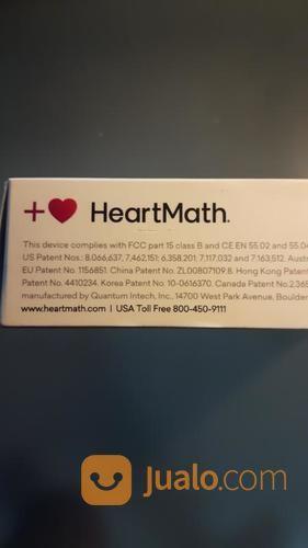 HeartMath Inner Balance Bluetooth Sensor For IOS And Android Devices (20772503) di Kota Jakarta Barat