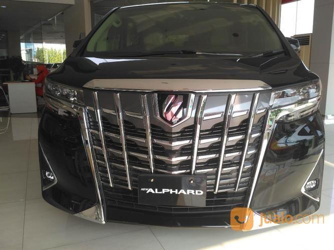 Ready Stock ALPHARD G A/T Bergaransi ASTRA CASH/ CREDIT (20781631) di Kota Jakarta Utara
